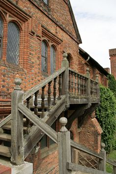 Banqueting Hall in the Old Palace at Hatfield House, Hertfordshire, England, UK