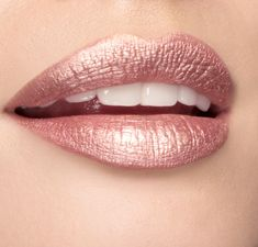 Winging eyeliner is an art that cannot be mastered each day. Furthermore, it's courteous to wipe off the close of … Rose Gold Lipstick, Pink Lipstick Makeup, Wedding Lipstick, Red Lipstick Shades, Hot Pink Lipsticks, Rose Gold Makeup, Best Lipsticks, Metallic Matte Lipstick, Perfect Lipstick