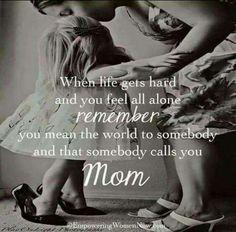 Awe, sweet. True.