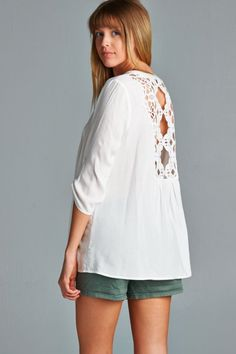 Gracie Shirt | Women's Clothes, Casual Dresses, Fashion Earrings & Accessories | Emma Stine Limited