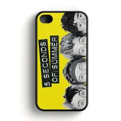 Funny Eyes 5 Second Of Summer iPhone 4|4S Case