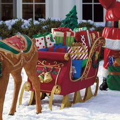 15 Christmas Yard Decorating ideas 2015 - London.trusttown.net