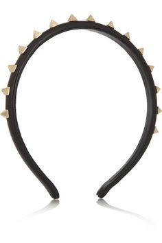 valentino studded headband