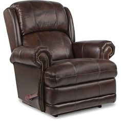 Found it at Wayfair - Kirkwood Leather Recliner