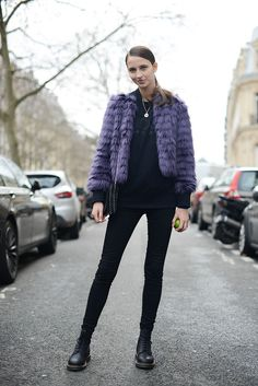 How Real Women Stay Chic All Winter Long: Keeping up appearances isn't easy when it's below zero, but don't let the dreary weather totally spoil your style.