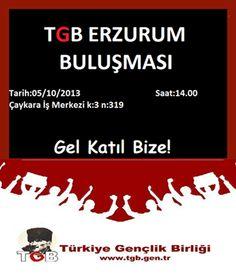 TGB - Erzurum Buluşması :)