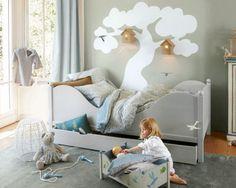 Kinderkamer Houten Boom : Versiering babykamer nieuw muursticker boom dieren muurstickers