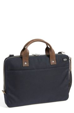 Jack Spade Slim Briefcase available at #Nordstrom