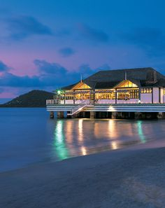 Best Caribbean All-Inclusive Resorts | All-Inclusive Weddings And Honeymoons | Sandals Halcyon Beach, Saint Lucia