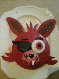 Fnaf foxy cake
