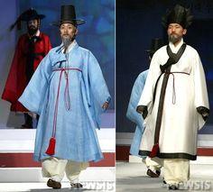 조선 여자 남자 한복