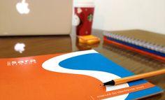 """Projeto """"Design nas Escolas"""" - Manual de Identidade Visual."""