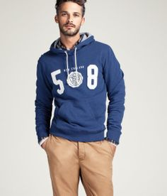 Ben Hill casual men's style