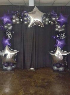 Balloons And More, Black Balloons, Red Balloon, Balloon Wall, Balloon Bouquet, Latex Balloons, Foil Balloons, Ballon Decorations, Balloon Centerpieces