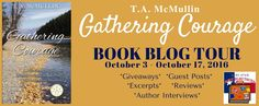 Gathering Courage: Memoir, Inspirational, Dyslexia, Therapy Animals, Hope, Foster Care, Adoption
