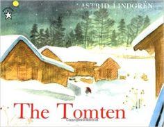 Amazon.co.jp: The Tomten: Astrid Lindgren: 洋書