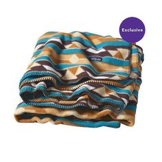 Full Print Synchilla® Blanket – Special (11927)