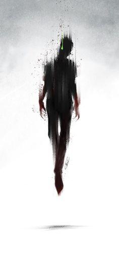 Fantasy Character Design, Character Design Inspiration, Character Art, Ps Wallpaper, Arte Obscura, Dark Art Drawings, Shadow Art, Creepy Art, Dark Fantasy Art