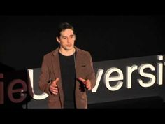 The art of memory: Daniel Kilov at TEDxMacquarieUniversity - YouTube