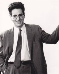 Harold Ramis as Dr. Ghostbusters Characters, Original Ghostbusters, Ghostbusters The Video Game, Ghostbusters 1984, Extreme Ghostbusters, Harold Ramis, Skottie Young, Ghost Busters, Fantasy Movies