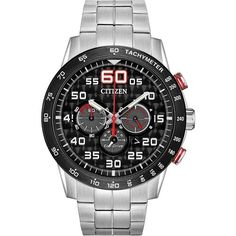 Get this Citizen CA4431-50E Eco-Drive Chronograph Watch (Men's) at Walmart for only $296.25 (was $395). You save 25% off the retail price for this men's watch. Plus, this item ships free. Deal may expire soon. Online Shopping Deals, Best Deals Online, Go To Walmart, Men's Wardrobe, Adjustable Bracelet, Luxury Jewelry, Stainless Steel Case, Citizen, Chronograph