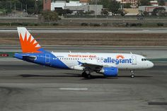 Allegiant Airlines, #3 in profit margin among all airlines for 2013