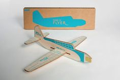 Friday Finds with Christopher Gavigan: Tait Design Turbo Flyer | via The Honest Company blog