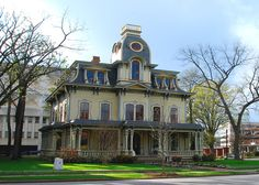 empire architecture | second empire style of architecture also known as the mansard style ...