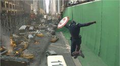 Making of Digital New York for The Avengers – Industrial Light & MagicComputer Graphics & Digital Art Community for Artist: Job, Tutorial, Art, Concept Art, Portfolio