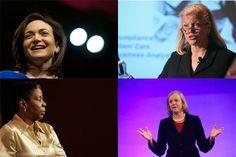 As 10 mulheres mais poderosas da Internet