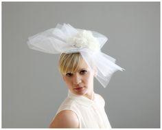 Elle #alotlikeamy #hairaccessories #handmade #headband #bridal #wedding