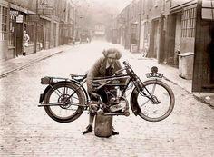 Vintage Motorcycle Repair 1900's~Classics~