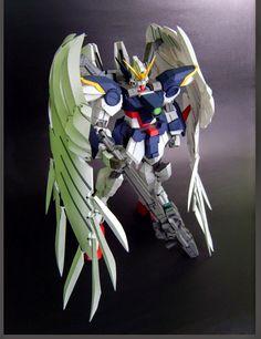 【RARRA】XXXG-00W1 Wing Gundam Zero Custom