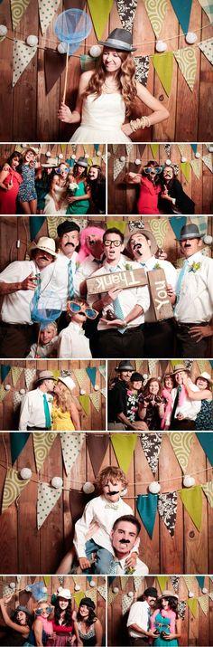 Photocall de boda divertido - ideas originales de photocall de boda