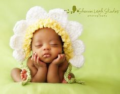 Dreaming Daisy ~ Shannon Leigh Studios Photography #babyphotography / http://www.shannonleighstudios.com