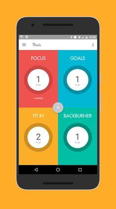 Er bestaat een app die gebaseerd is op een matrix die Eisenhower ooit bedacht heeft en ervoor zorgt dat je een opgeruimd hoofd hebt.