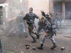 INSPIRATION: Punk riot