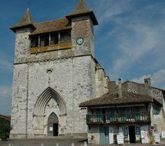 Les Plus Beaux Villages de France Beaux Villages, Aquitaine, French Vintage, Barcelona Cathedral, Notre Dame, Times, Architecture, Building, Places
