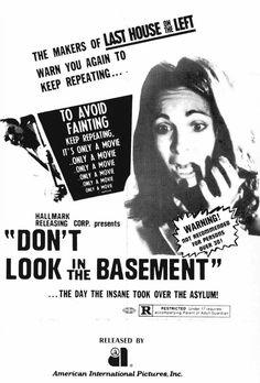 Don't Go In The Basement! (1973)  HD Wallpaper From Gallsource.com