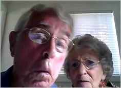 Webcam 101 with Esther and Bruce Huffman