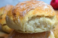 Nattjästa dinkelfrallor Bread Recipes, Baking Recipes, Sandwiches, Food And Drink, Breads, Basket, Tea, Collection, Recipes