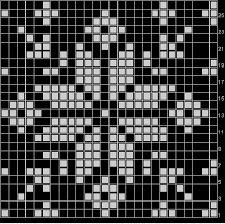 Image result for shetland knitting chart