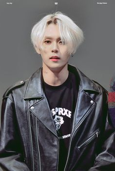 Hyojong's Babe 💋 Triple H, K Pop, Pentagon Members, Deadpool, Rapper, E Dawn, Pop Idol, Portrait Poses, Cube Entertainment