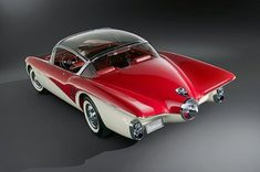 Buick Centurion : 1956...Look ma' it has a stinger!