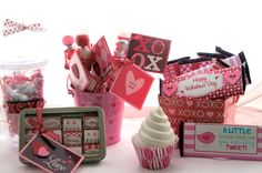How Cute is That? Valentine's Day Sweet Treats for your Valentine... Will You Be My Valentine?