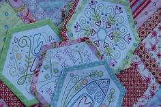 Just a few things that can be made from the cute fabrics in the Candy Bloom range. http://www.craftproject.com.au/category/collections/ella-blue/candy-bloom/