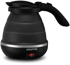 Perfect for Tiny House Comfort! Gourmia Collapsible Electric Tea Kettle