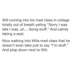 Nico, nico, nico...