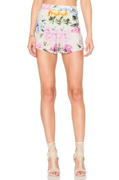 02f3293b14de Shop for Show Me Your Mumu Martine Short in Bright Floral Stretch at  REVOLVE. Free day shipping and returns