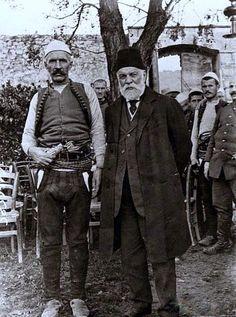 Isa Boletini & Ismail Qemajli